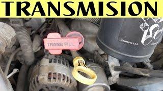 Download Como comprobar nivel de aceite transmission automatica y manual Video