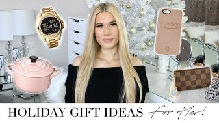 Download Gift Ideas For Her! Holiday Gift Guide 2017 Video