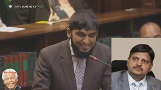 Download FUNNY - DA Member ″Looks Like A Gupta″ Video