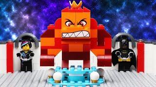 Download LEGO Movie 2 - Emmet & Rex Meet Queen Watevra Wa'Nabi | Minifigure Studios Video