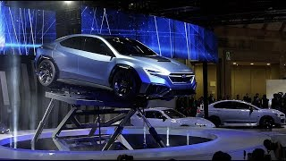 Download SUBARU VIZIV PERFORMANCE CONCEPT Unveiled at Tokyo Motor Show 2017 Video