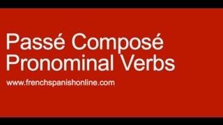 Download Passé Composé - Reflexive Verbs Video