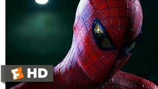 Download The Amazing Spider-Man - Taking Down the Car Thief Scene (3/10) | Movieclips Video