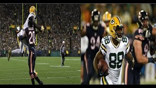 Download Davante Adams & Ty Montgomery vs Bears (NFL TNF Week 7 - 2016) - Records! | NFL Highlights HD Video