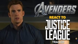 Download The Avengers react to Justice League Trailer Video