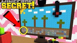 Download Minecraft: SECRET IN THE COMPUTER!!! - BIG HOUSE LITTLE BUTTONS - Custom Map [2] Video