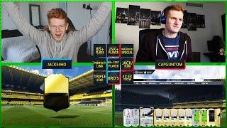 Download INSANE FIFA BINGOOOOOO VS CAPGUNTOM!! - FIFA 17 ULTIMATE TEAM Video
