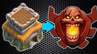 Download Clash of Clans: TH8 TROPHY PUSH ATTACK STRATEGY to Champion League!! Video