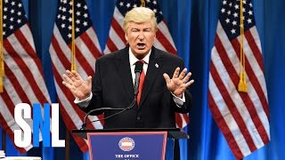 Download Donald Trump Press Conference Cold Open - SNL Video