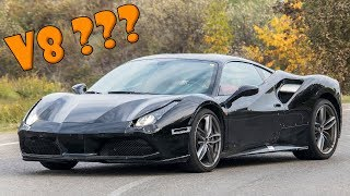 Download FERRARI 488 PISTA MULE TESTING AROUND THE FACTORY - Are you sure will be a V8 Turbo? [2017 4K] Video