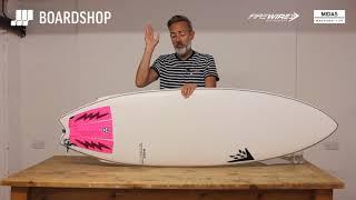 Download Firewire Midas Surfboard Review Video