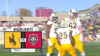Download Wyoming vs. New Mexico Football Highlights (2018) | Stadium Video