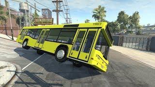 Download BeamNG.drive - Maz Bus 203 (RESURRECTED) Video