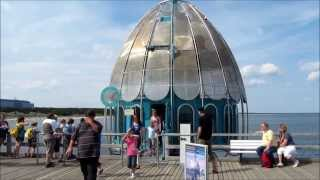 Download Zinnowitz auf Usedom Tauchgondel - Diving gondola Video