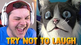 Download Try Not To Laugh 😂 - Reaction Video