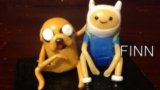 Download Tutorial Adventure time/ Hora de aventura FINN (plastilina, porcelana fria, Clay) PARTE 1 Video