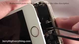 Download How to fix iPhone 5s Charging Port in 5 minutes Video
