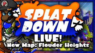 Download Splatdown LIVE! #01: NEW MAP! - Flounder Heights w/ The Inkredibles (Let's Play Splatoon) Video