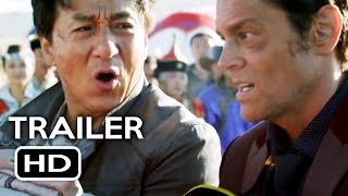 Download Skiptrace Official Trailer #1 (2016) Jackie Chan, Johnny Knoxville Action Comedy Movie HD Video