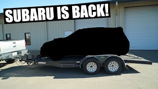 Download The Subaru is BACK ON THE CHANNEL!!! Video