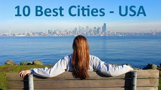 Download Top 10 Best Cities to Live in the USA in 2019 - Live, Retire and Raise a family Video