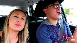 Download COUPLE SINGING MOANA IN THE CAR! Video