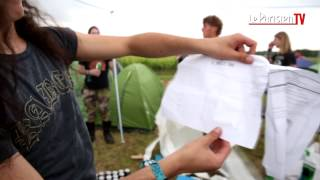Download Hellfest 2015. Une ambiance très rock au cœur du camping Video
