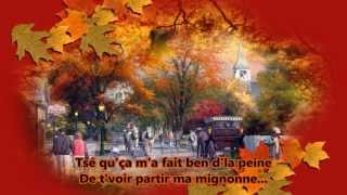 Download Toune d'automne - Les Cowboys fringants (Photo-récit) Video