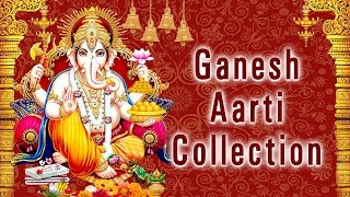 Download गणेश आरती संग्रह, Ganesh Aarti Collection I Full Audio Songs Juke Box Video