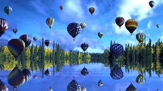 Download Peaceful Music, Sleep Music, Spa Music, Relaxation Music ″Flying Through Clouds″ by Tim Janis Video