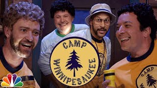 Download Camp Winnipesaukee with Justin Timberlake, Keegan-Michael Key and Billy Crystal Video