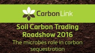 Download 4. The Microbes Role in Soil Carbon Sequestration Video
