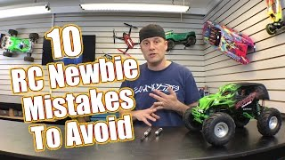 Download 10 RC Newbie Mistakes To Avoid - RC Driver Video