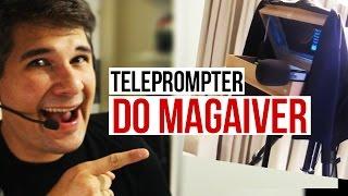 Download Como FAZER um TELEPROMPTER caseiro? Video
