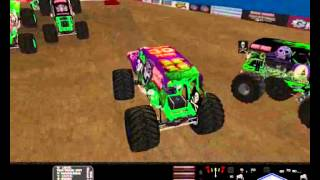 Download Rigs Of Rods Grave Digger 30th Encore Video