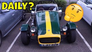 Download Could You Daily A Caterham Seven 270S? Video