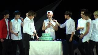 Download 140921 EXO TLP in Beijing CHEN's Birthday Celebration Video