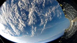 Download Falling Back to Earth | HD Footage From Space Video