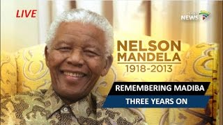 Download The 3rd Anniversary Memorial of the late President Nelson Mandela Video