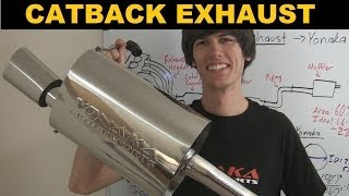 Download Catback Exhaust - Explained Video