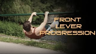 Download FRONT LEVER PROGRESSION 2 MOIS ! [TBOG] Video