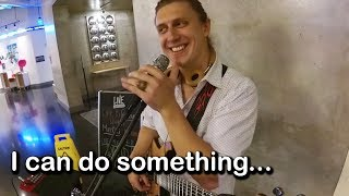 Download When Someone Requests a Piano Song from a Guitar Player Video