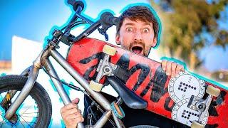 Download BMX VS SKATER Video