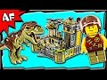 Download Lego DINO DEFENSE HQ 5887 Stop Motion Build Review Video