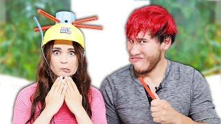 Download Wet Head Challenge w/ Rosanna Pansino Video