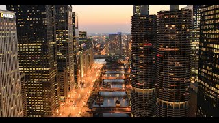 Download Chicago in 4k - Glidecam HD 4000 Video