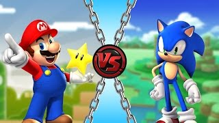 Download Mario vs Sonic Video