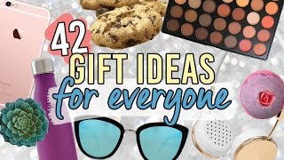 Download 42 Gift Ideas For Everyone You Know! Video