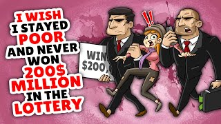 Download I Wish I Never Won 200 million dollars in the lottery Video
