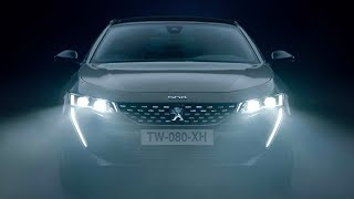 Download NEW PEUGEOT 508 SW – Behind the performance –The Snake Video